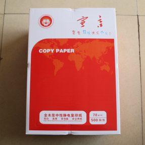 宣言复印纸